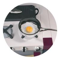 Кафе Амир - иконка «кухня» в Половинном